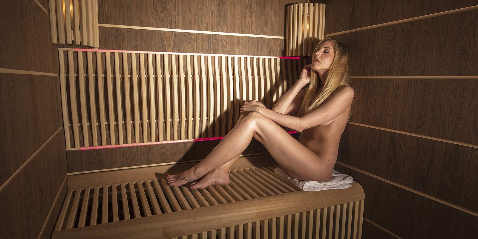 Sauna Future od Wellness Vision