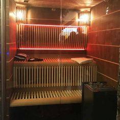 finská sauna Future