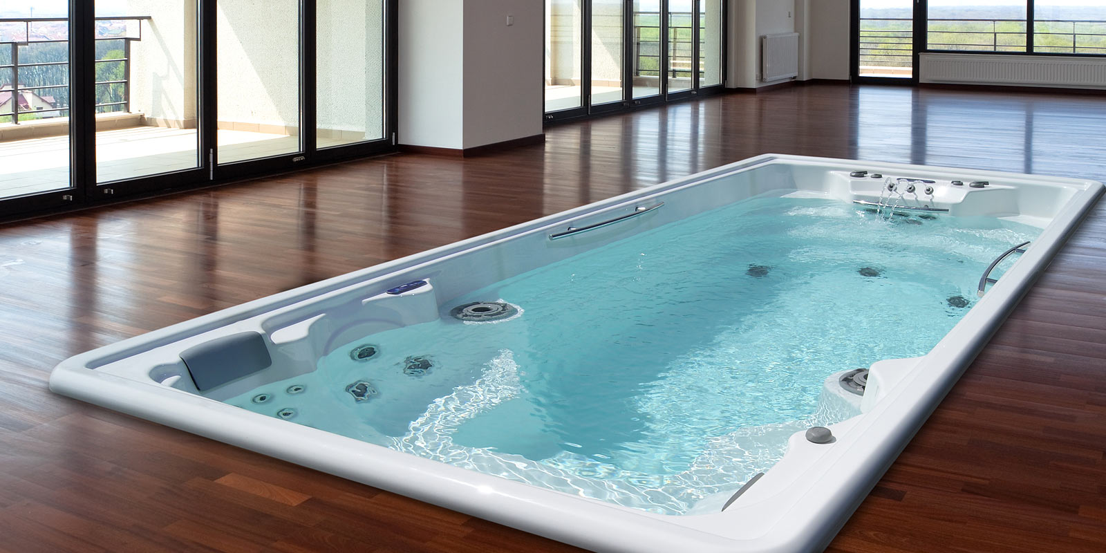 Whirlpool pro vaše hosty