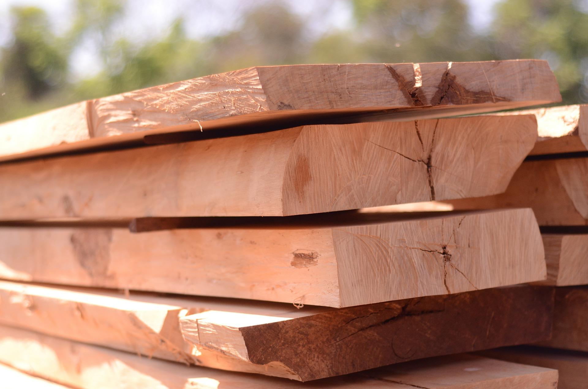 Dřevo pro sauny a infrasauny