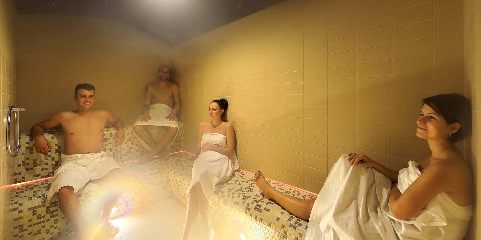 Hotelové wellness na Lipně