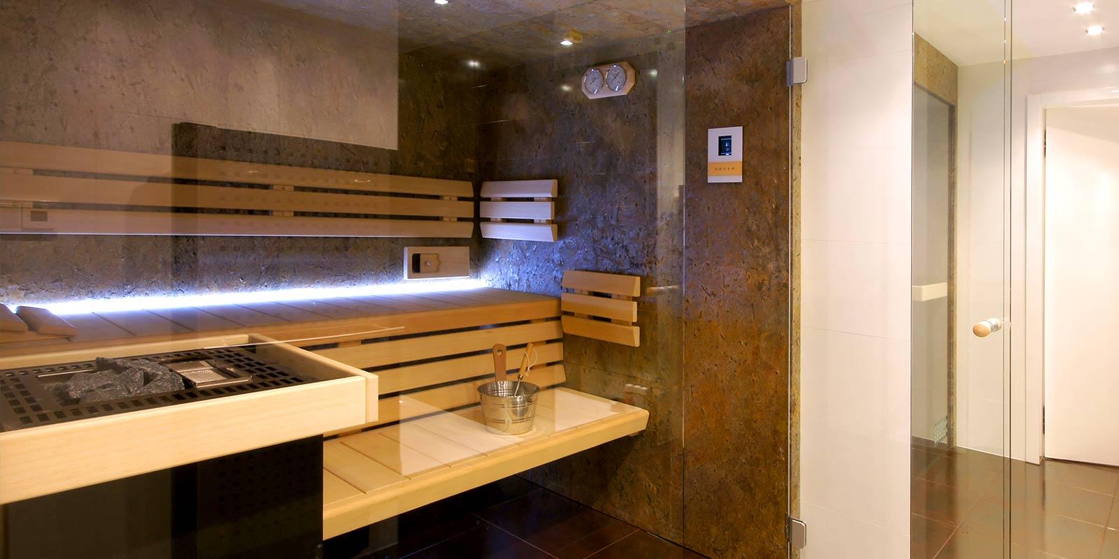 3 přání, 3 různé rodinné sauny