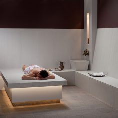 Wellness a spa s prvky keramiky Sommerhuber