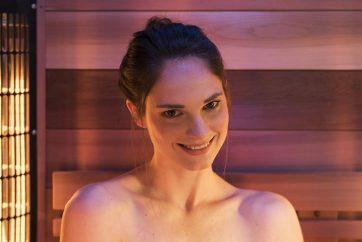 Infrasauna: léčí infračervenými paprsky, stejně jako sluníčko