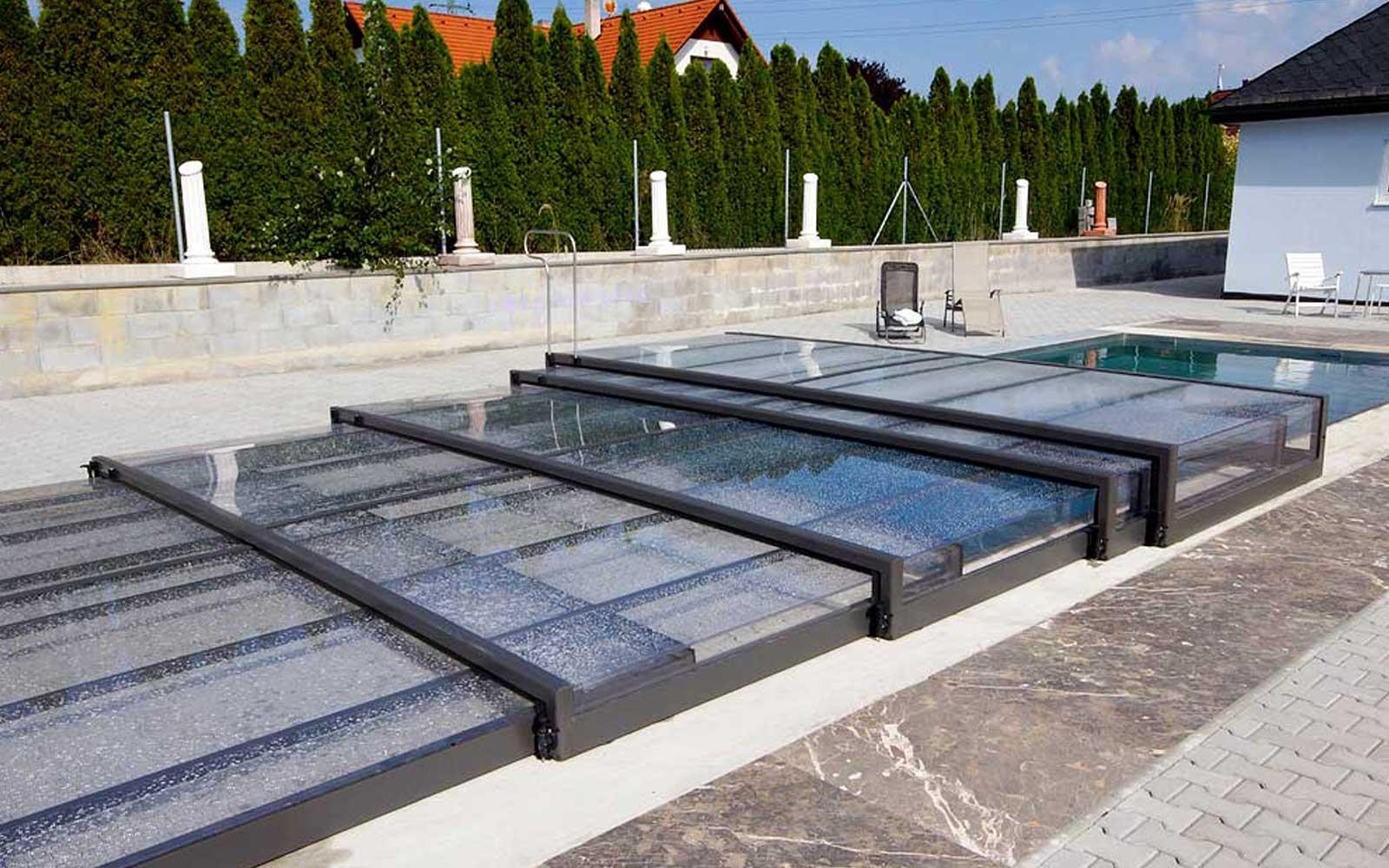 Nerezový bazén