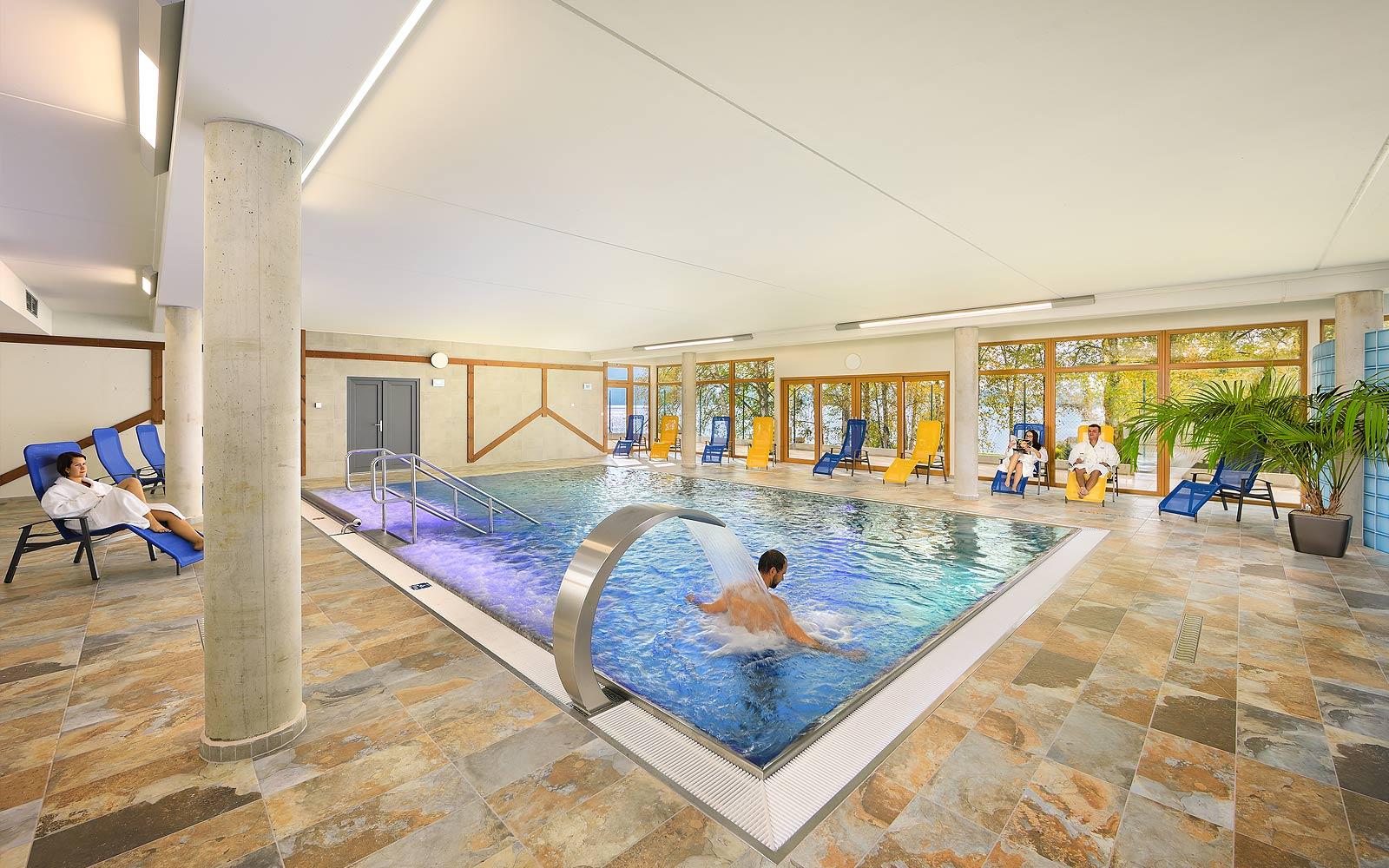 Wellness, saunový svět a privátní hotelové sauny na Lipně