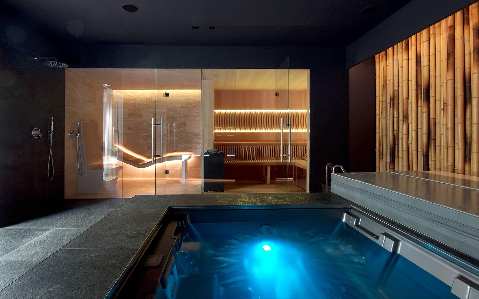 Domácí relaxační centrum