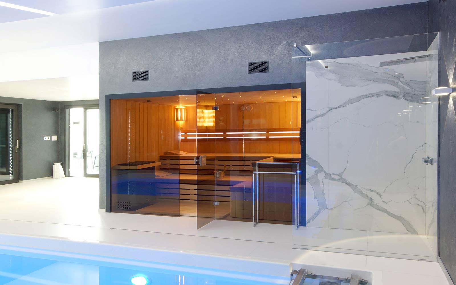 Relaxujte a odpočívejte v sauně, kterou budete mít u vás doma