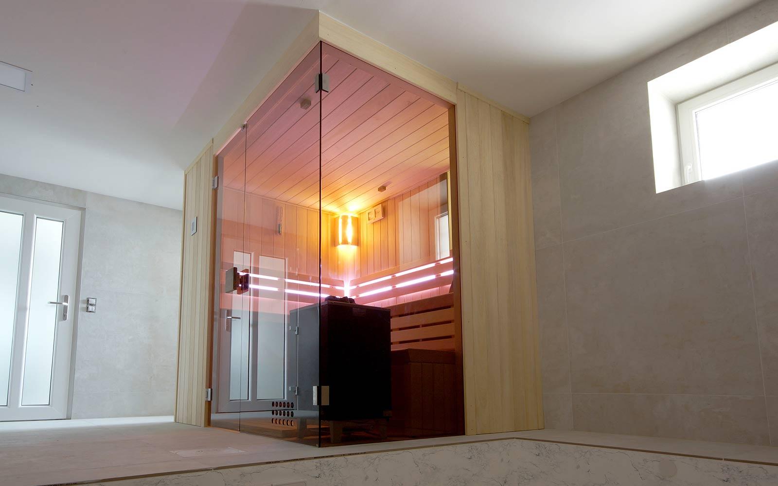 Saunujte se ve své vlastní domácí sauně