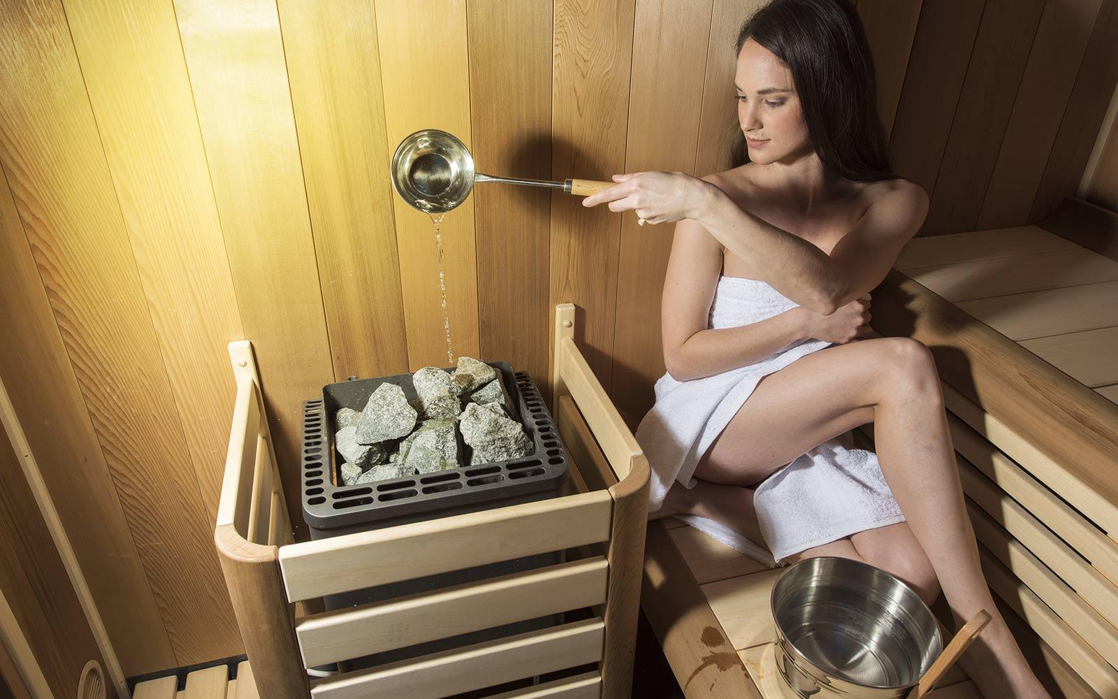Pravidelné saunování podporuje zdravý imunitní systém