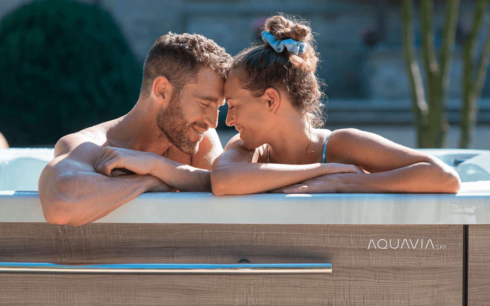 Užijte si ve výřivce Aquavia Spa