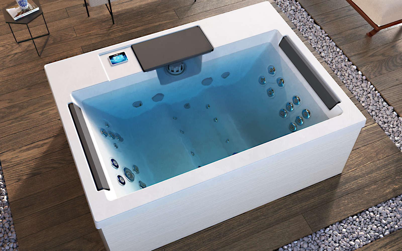 Španělská vířivka Aquavia Spa